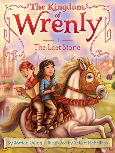The Kingdom of Wrenly #01: The Lost Stone