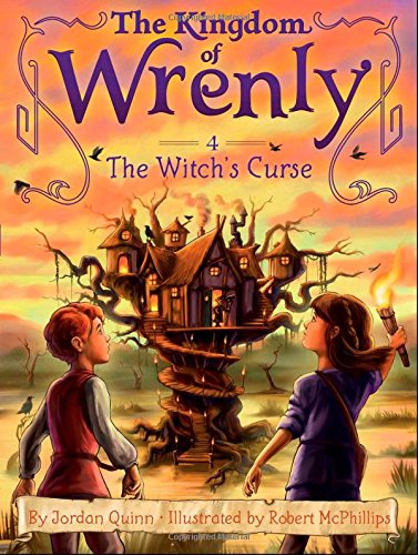 The Kingdom of Wrenly #04: The Witch's Curse
