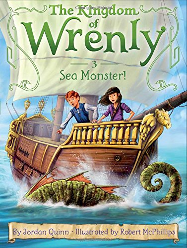 The Kingdom of Wrenly #03: Sea Monster!