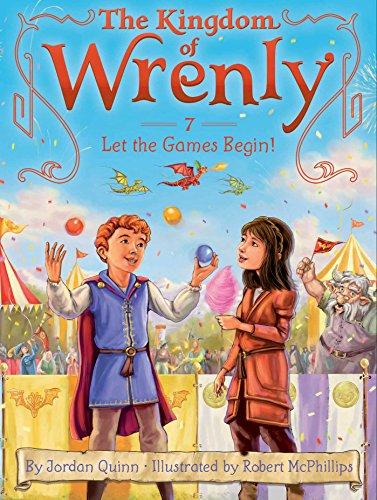 The Kingdom of Wrenly#07: Let the Games Begin!