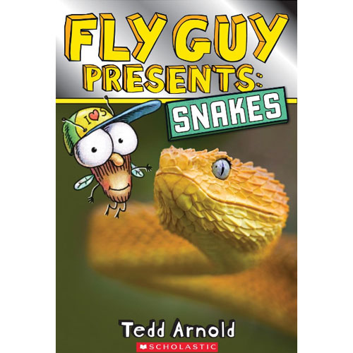 Fly Guy Presents : Snakes (Scholastic Reader Level 2)