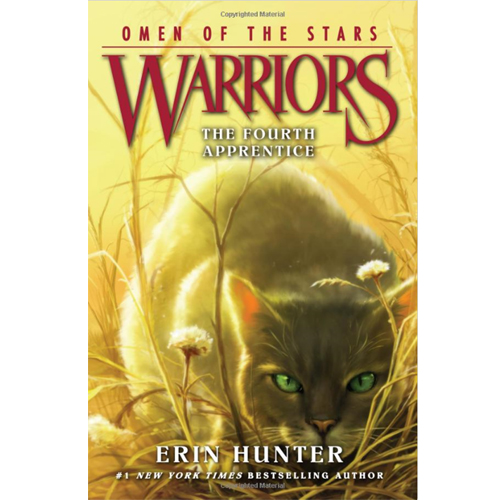 Warriors 4부 #1: The Fourth Apprentice (Omen of the Stars)
