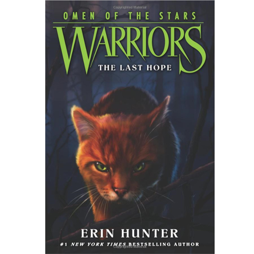 Warriors 4부 #6: The Last Hope (Omen of the Stars)