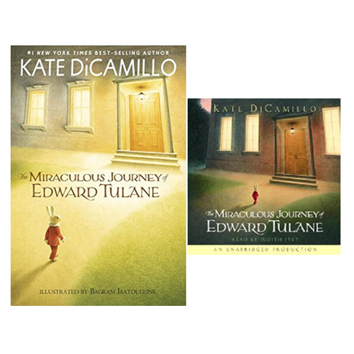 The Miraculous Journey of Edward Tulane (Paperback+CD) 세트