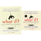 What If? : Serious Scientific Answers to Absurd Hypothetical Questions (Paperback+CD) 세트