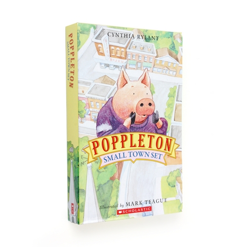Poppleton (Book+CD) 5종 박스세트