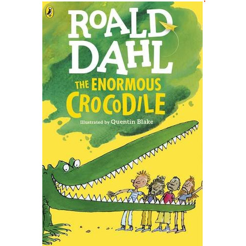 The Enormous Crocodile Color Edition 작은 판형 풀컬러