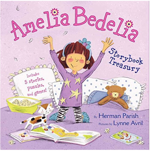 Amelia Bedelia Storybook Treasury (5종 합본)
