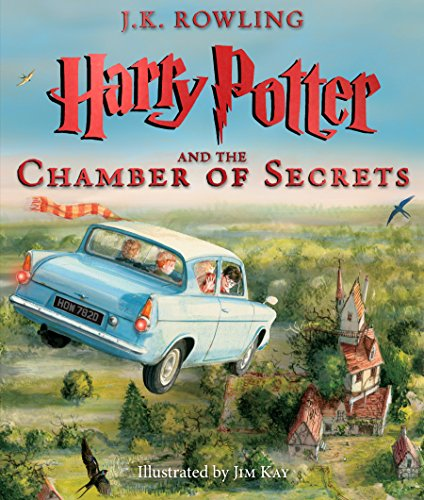 Harry Potter #2 : Harry Potter and the Chamber of Secrets: Illustrated Edition